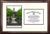 Rutgers University, The State University of New Jersey, Scholar Diploma Frame