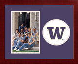 University of Washington Huskies Spirit Photo Frame (Vertical)