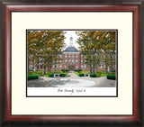 Miami University Ohio Alumnus Framed Lithograph