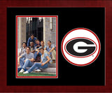 University of Georgia Bulldogs Spirit Photo Frame (Vertical)