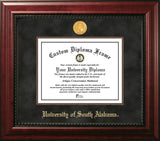 University of South Alabama  Executive Diploma Frame