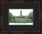 Penn State  University Academic Framed Lithograph