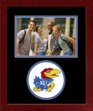 University of Kansas Jayhawks Spirit Photo Frame (Horizontal)
