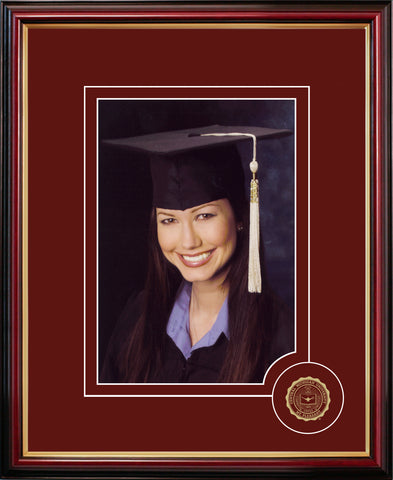 Central  Michigan University 5X7 Graduate Portrait Frame