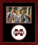 Mississippi State Bulldogs Spirit Photo Frame (Horizontal)