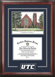 University of Tennessee, Chattanooga 17w x 14h   Spirit Graduate Diploma Frame