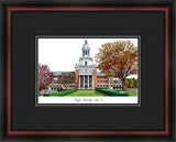 Baylor University Academic Framed Lithograph