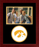 University of Iowa  Hawkeyes Spirit Photo Frame (Horizontal)