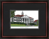 James Madison University Academic Framed Lithograph