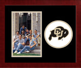 University of Colorado, Boulder Spirit Photo Frame (Vertical)