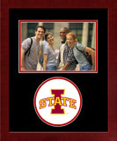 Iowa State Cyclones Spirit Photo Frame (Horizontal)