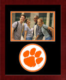 Clemson Tigers Spirit Photo Frame (Horizontal)