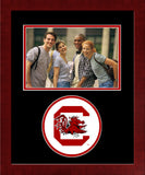 South Carolina Gamecocks Spirit Photo Frame (Horizontal)