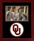University of Oklahoma Sooners Spirit Photo Frame (Horizontal)
