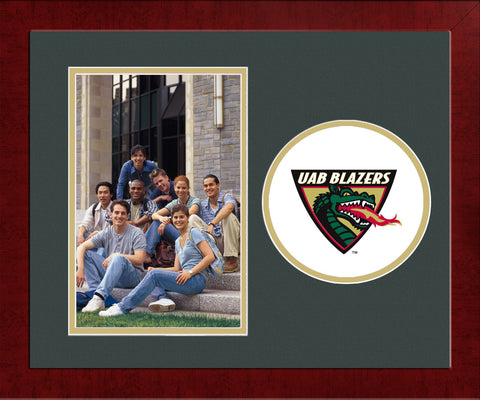 University of Alabama,Birmingham Spirit Photo Frame (Horizontal)