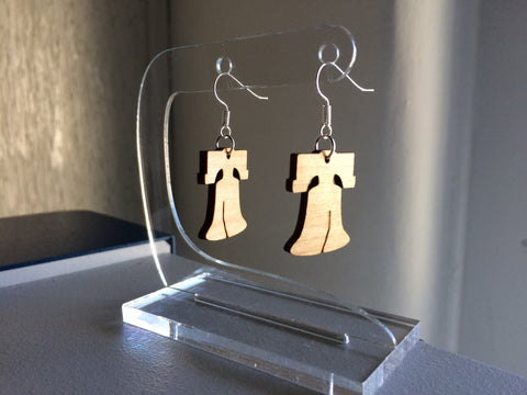 Liberty Bell - Earring