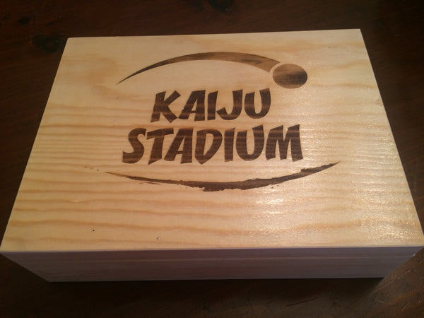 Kaiju Stadium - A Game About Giant Monsters Playing Sports