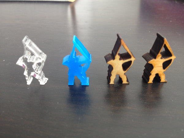 Board Games - Archer Meeples