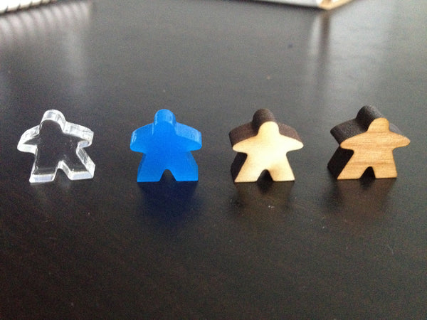 Board Games - Meeples