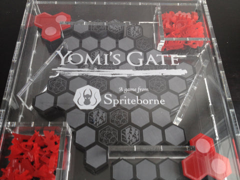 Yomi's Gate: A Game of Samurai and Demons