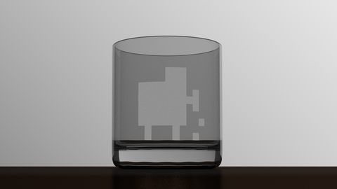 Monaco - Cleaner - Etched Glass