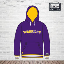 Warriors Old School Hoodie