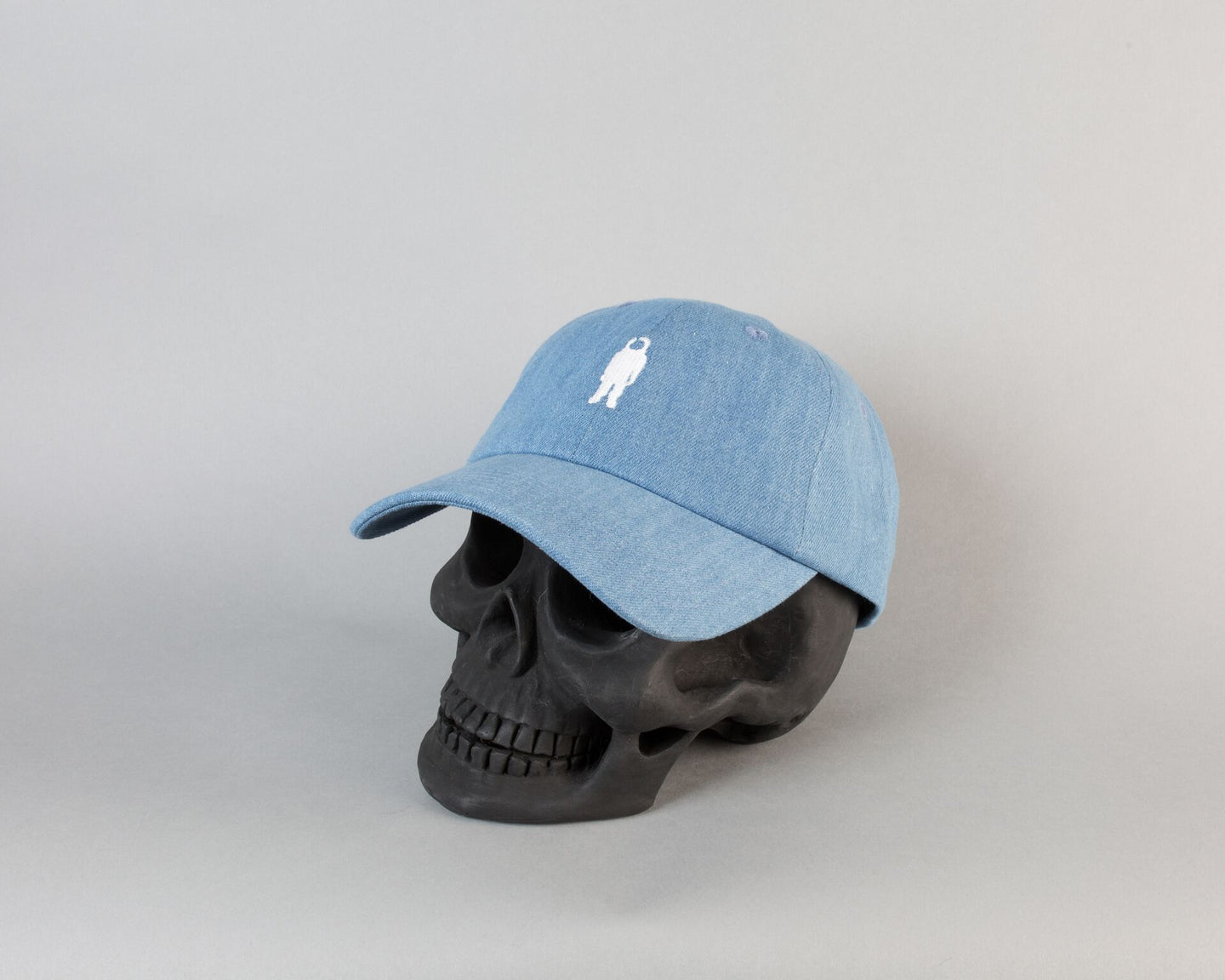 Denim Dad Cap - Apollo Originals