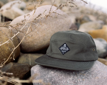 Apollo Deconstructed 5-Panel | Olive Green - Apollo Originals
