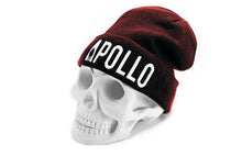 Apollo Compton Beanie | Burgundy