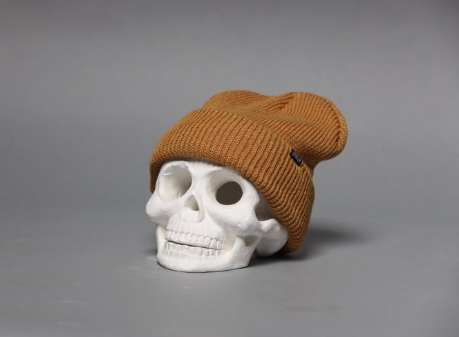 Ignition Beanie (Tan) - Apollo Originals