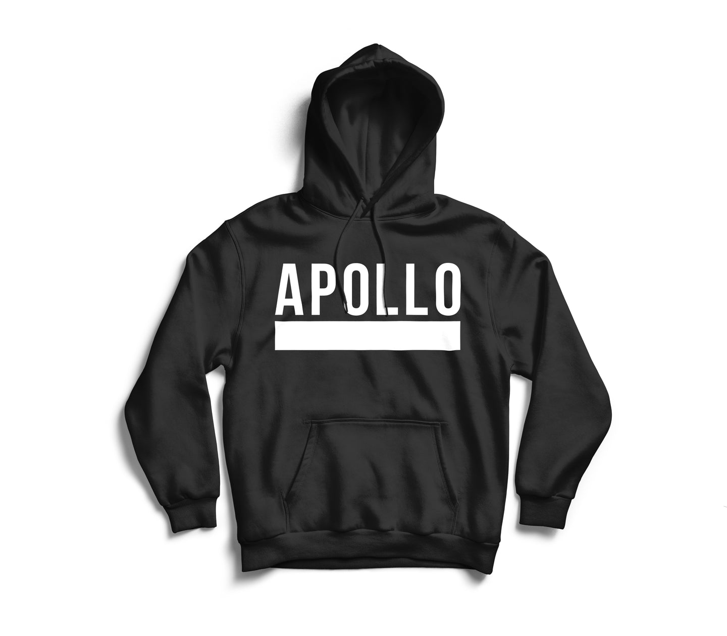 Midnight Black Apollo Quiet Hood