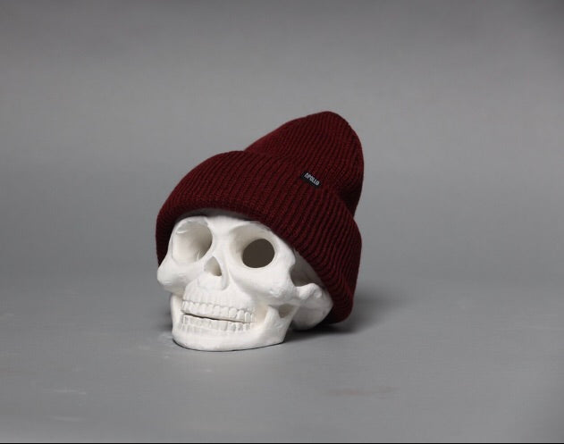 Ignition Beanie (Burgundy) - Apollo Originals
