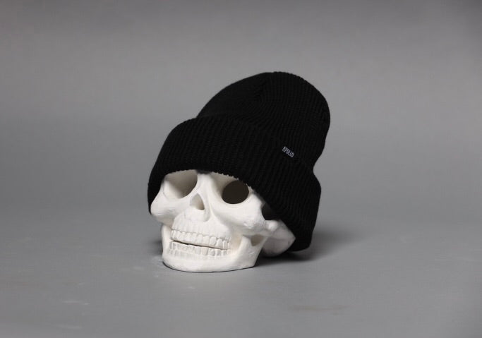 Ignition Beanie (Black) - Apollo Originals