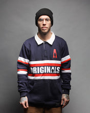 "A ""Pollo"" Sweater Blue - Apollo Originals"