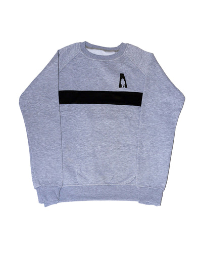 Torque Crew Neck | Grey - Apollo Originals