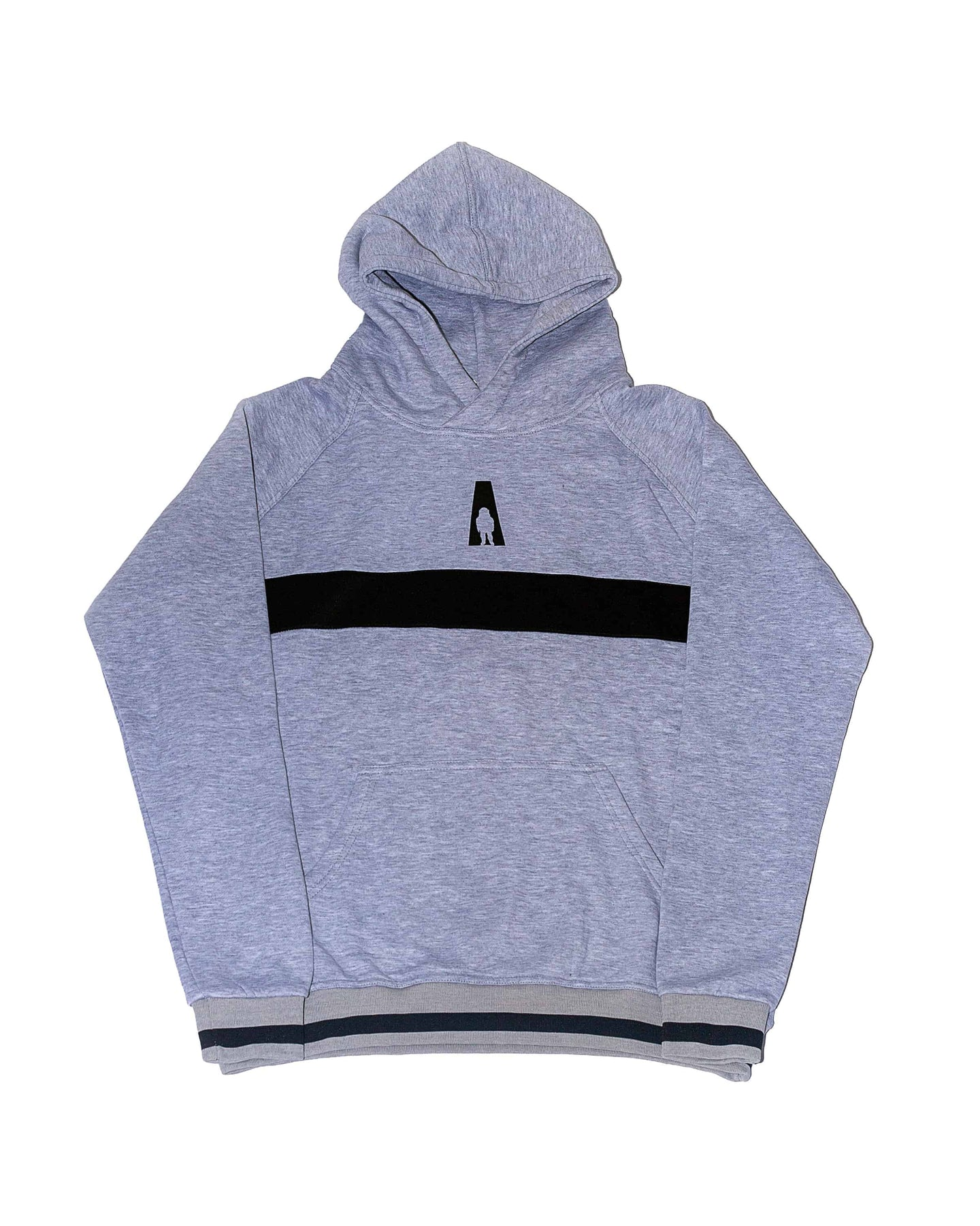 Moonwalker Hoodie | Grey - Apollo Originals