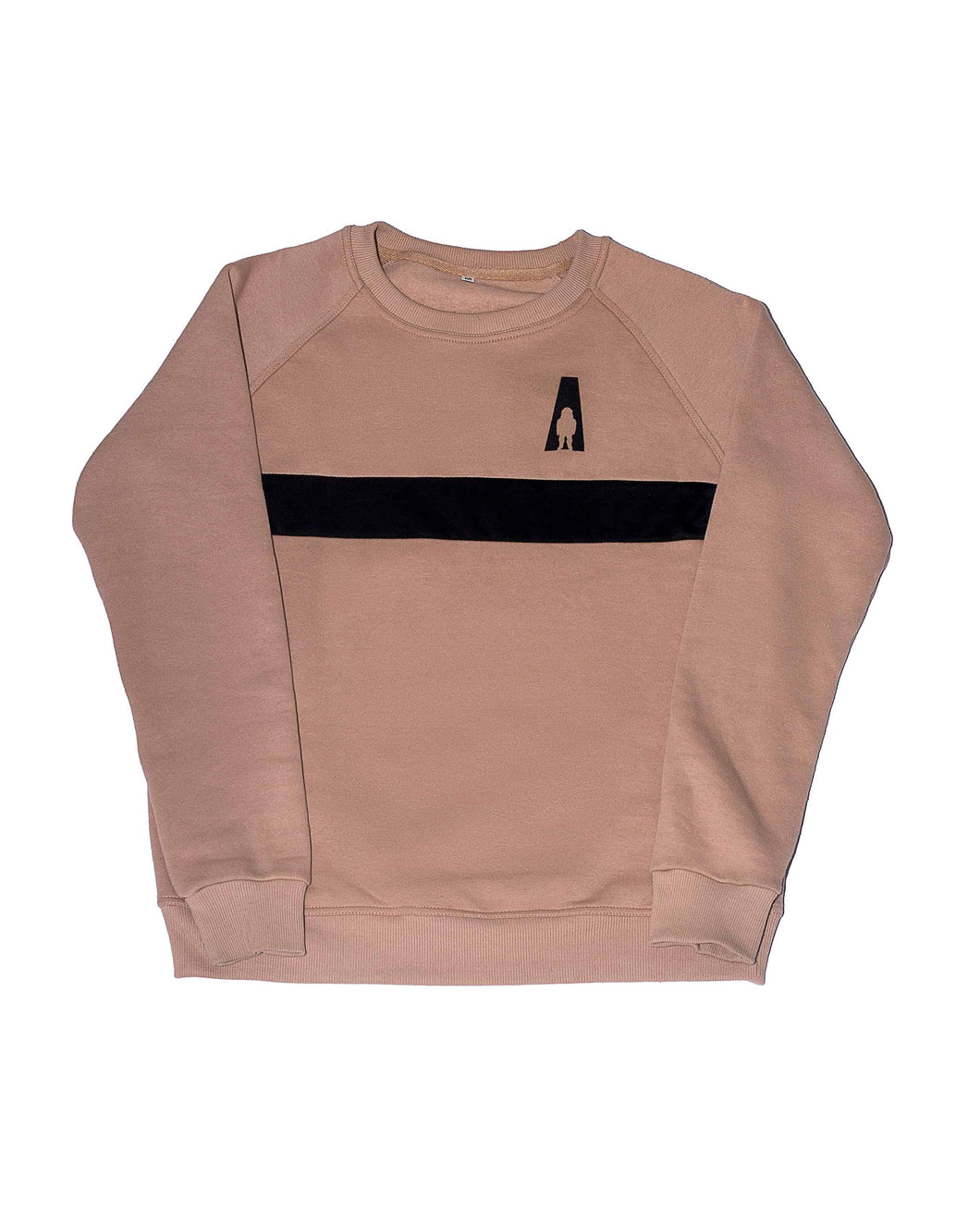 Torque Crew Neck | Tan - Apollo Originals
