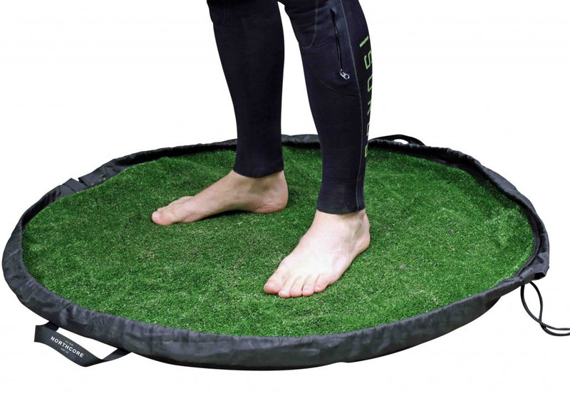 Northcore Surf Accessories Launches the New Grass Changing Mat