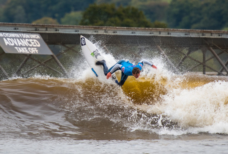 UK Pro Surf Association's First Ever Inland Surf Contest