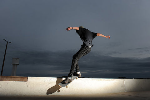 Live and Breath Skateboarding