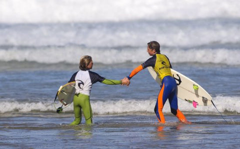 The Surfing GB & English Surfing Federation merger