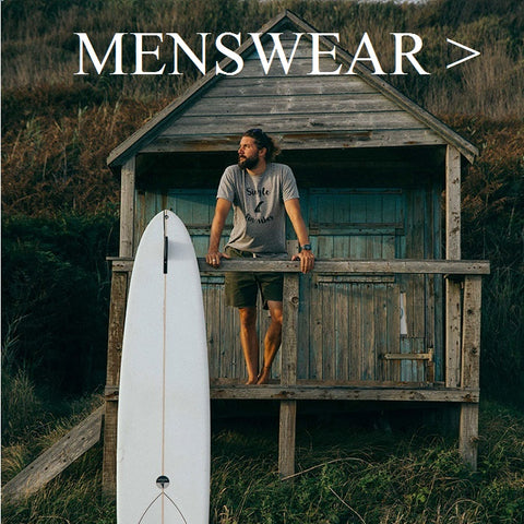 Surf, Skate and Snowboard inspired menswear at TVSC