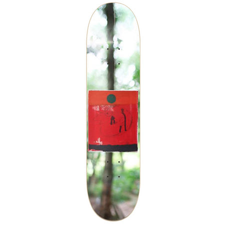 Isle Skateboards Ted Gahl Series Nick Jensen Deck | 8.25""