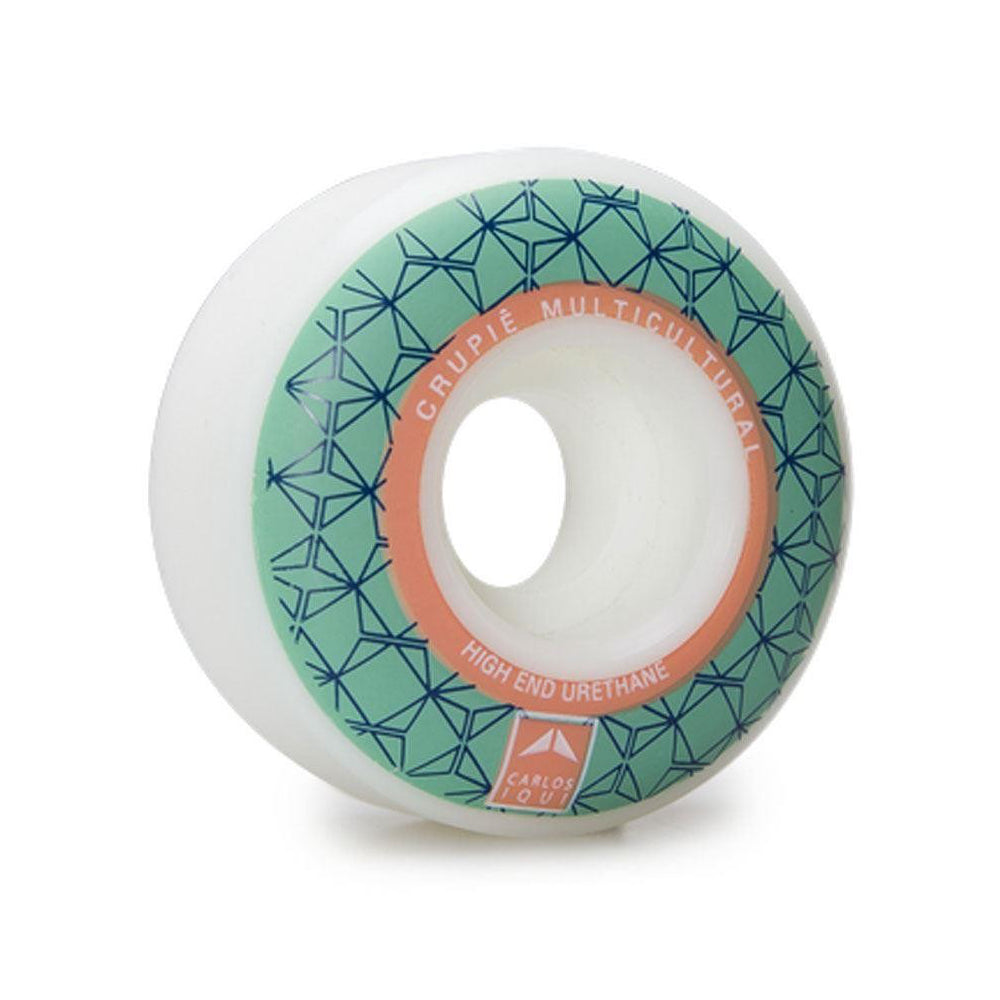 Crupie Crupie Apex Iqui Pro Skateboard Wheels | 53mm - TVSC