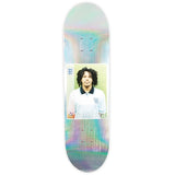 Skateboard Cafe Café 98 Korahn Deck White | 8.5