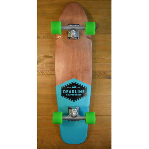 Deadline Skateboards 1975 Cruiser Dark Dye - TVSC
