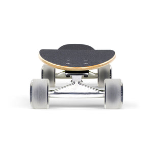 Mindless Longboards Raider IV Green & Yellow - TVSC