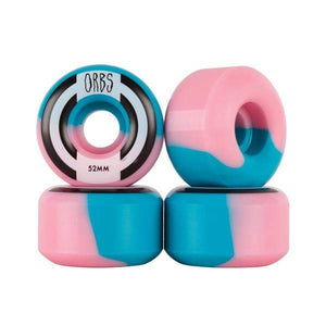 Welcome Skateboards Orbs Apparitions Splits Pink & Blue Wheels | 52mm