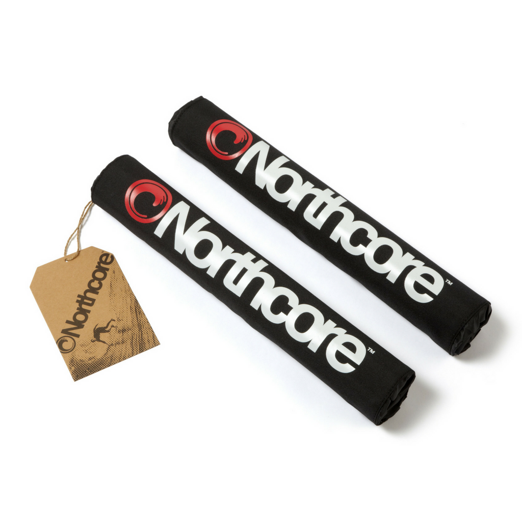 Northcore Northcore Roof Bar Pads | 43cm - TVSC
