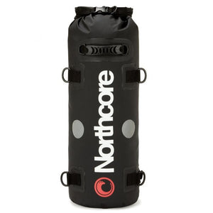 Northcore 30L Dry Bag Backpack | Ultimate Wetsuit Dry Bag Black